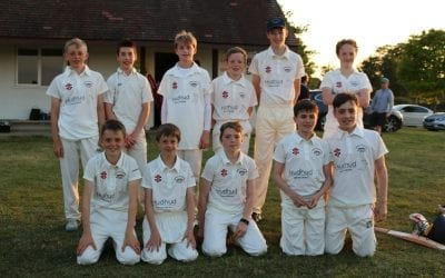 Under 13's Away vs Thame – 30th May 2019