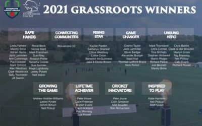 Oxfordshire 2021 Grassroots Winners